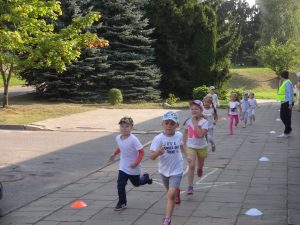 Ikimokyklinių ir priešmokyklinių grupių bėgimo maratonas (2018 m. rugsėjis)